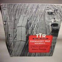 17th edition Trix Twin Railway Manual 1954